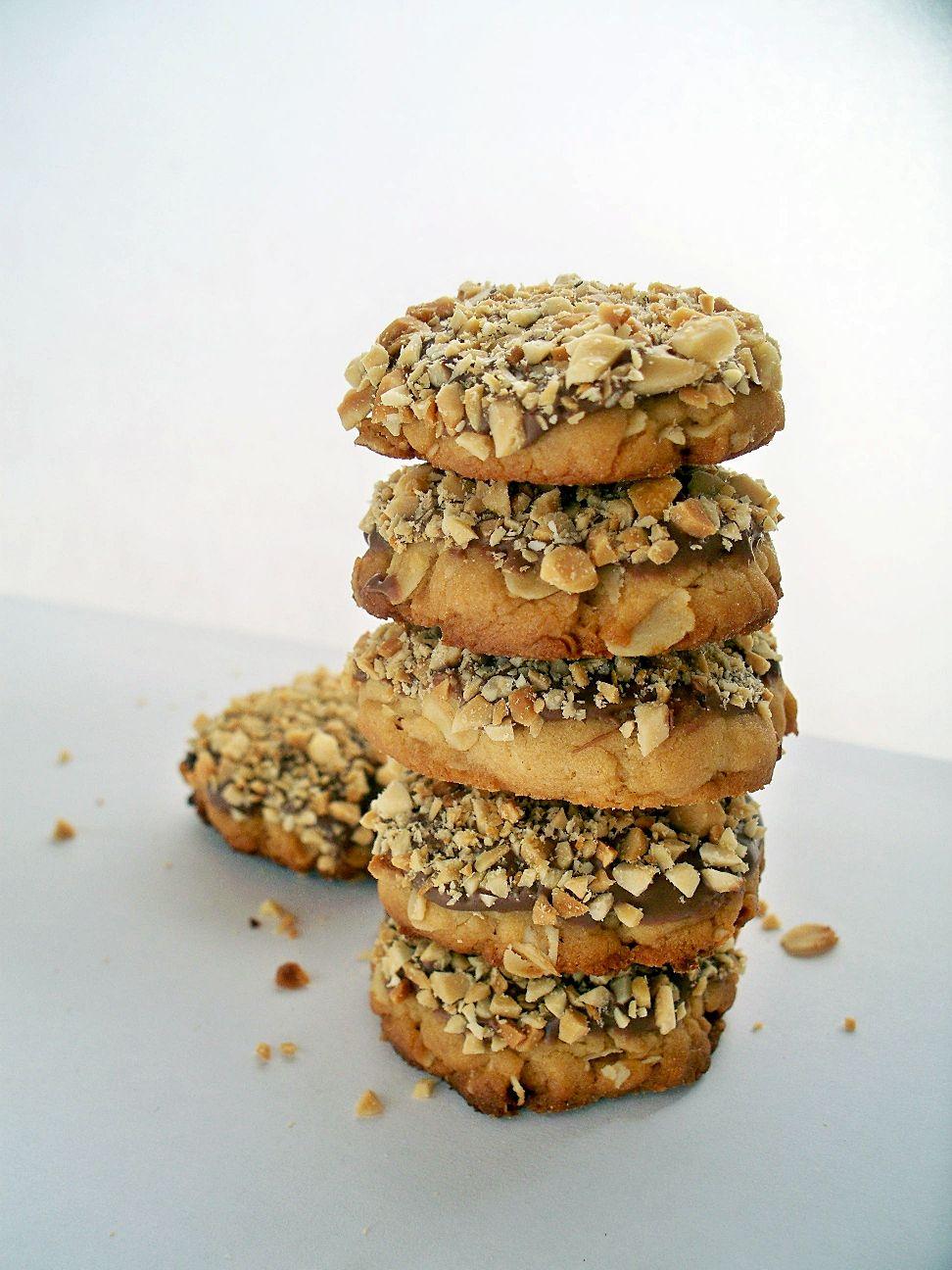 Peanut Butter Cookies {vegan}